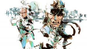 Metal Gear Solid II
